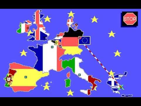 Auf dem Weg nach Europa (Glamus) (MS-DOS) [1994]