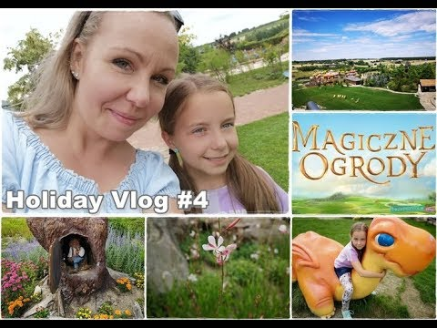 Holiday Vlog #4 Magiczne Ogrody – Janowiec, Poland ♡ Maremi's Small Art ♡