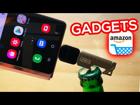 Mejores GADGETS para BLACK FRIDAY de AMAZON y ALIEXPRESS. Gadgets Baratos y muy utiles.