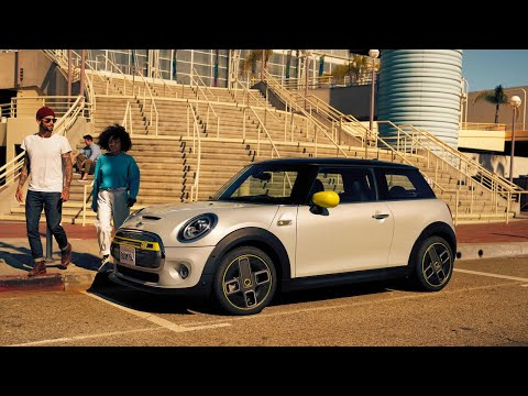 MINI Cooper SE is the brand?s first all-electric car | Design | Dezeen