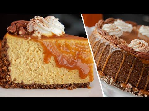 Вкуснейший ТЫКВЕННЫЙ ЧИЗКЕЙК | сливочный торт чизкейк с тыквой | простой рецепт Pumpkin Cheesecake