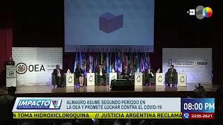 #EnVivo:IMPACTO VTV MERIDIANO