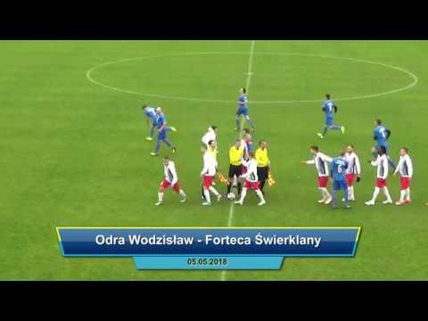 Odra Wodzisław - Forteca Świerklany 5:0