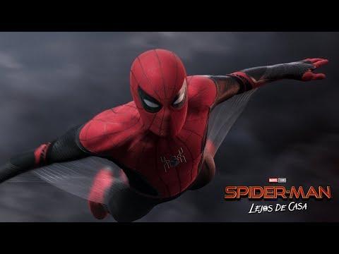 SPIDER-MAN: LEJOS DE CASA. El comienzo de una nueva era. En cines 5 de julio.