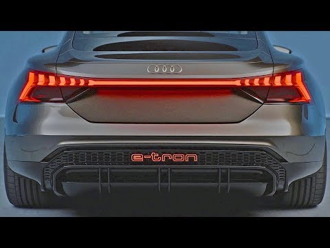 AUDI e-tron GT (2021) The next Tesla Model S killer