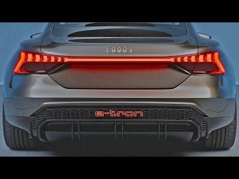 AUDI e-tron GT (2021) The next Tesla Model S killer