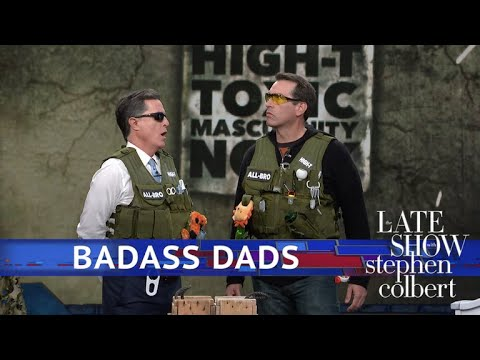 connectYoutube - Stephen And Rob Riggle Are Tactical Dads