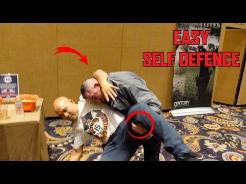 How to defend a Headlock | Tactical Weapons New Series