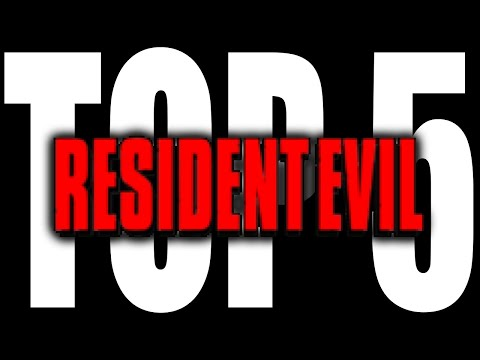 Top 5 Los Mejores Resident Evil - Según Luciano OnFire