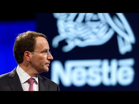 Nestle CEO on Running a Global Food Giant During a Pandemic