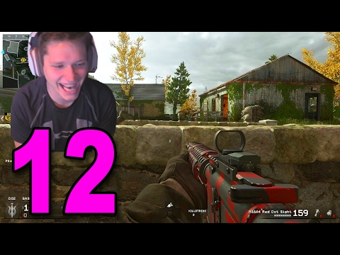 Modern Warfare Remastered Pink Wall - Part 12 - WAIT... WE'RE PLAYING SABOTAGE?!