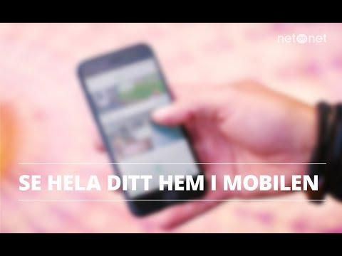 NetOnNet Klubbhyllan: Se hela ditt hem i mobilen