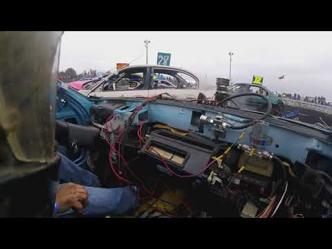#035 HELMET CAM DEMOLITION DERBY