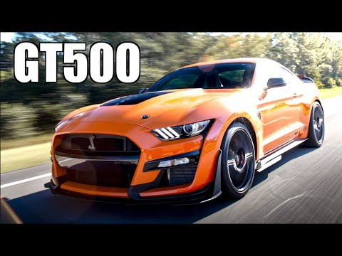 World's Fastest 2020 Ford Shelby GT500! - 3 NEW GT500's Drag and Roll Race