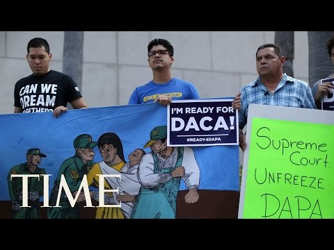 10 Days That Define the Obama Presidency: Deferred Action for Childhood Arrivals Announced   TIME