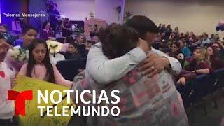 No todos los migrantes están en familia esta navidad   Noticias Telemundo