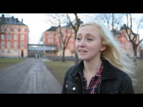 Mikaela - Civilingenjörsprogrammet informationsteknologi, Uppsala universitet