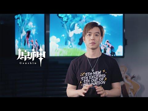 【原神】PlayStation®5開発者インタビュー