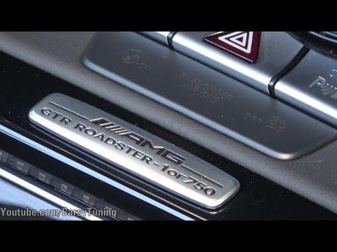 Único Mercedes Benz AMG GT R Roadster en Sudamérica y esta en Chile!