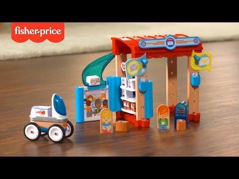 Das Wunder Werker Bausystem I Post   Baumöglichkeit #1
