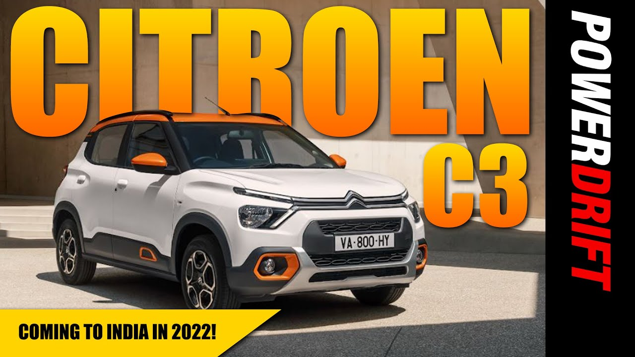 Citroen C3 | All You Need to Know | PowerDrift