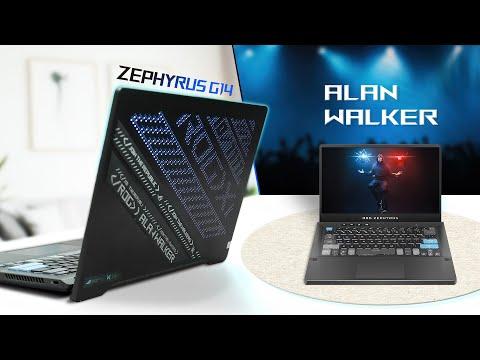 Gặp gỡ DJ Alan VinhXO với chiếc laptop do Alan Walker thiết kế!
