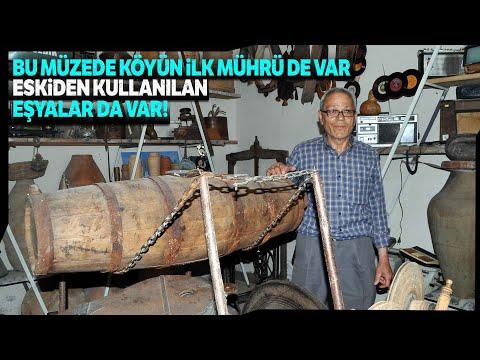 Dağ Başında Bir Müze: 1100 Rakımda Geçmişe Yolculuk