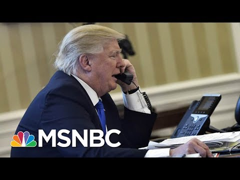 connectYoutube - Axios Reports First Glimpse Of President Donald Trump's Infrastructure Plan   Velshi & Ruhle   MSNBC
