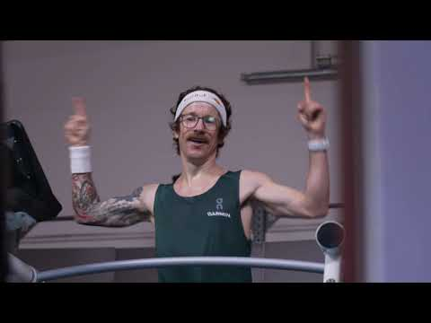 #beat100flow - Weltrekord 100km auf dem Laufband
