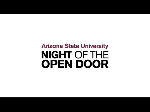 Night of the Open Door: ASU Downtown Phoenix Campus
