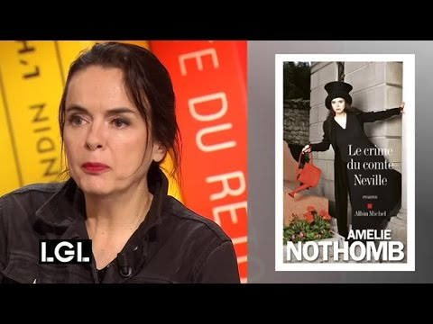 Vid�o de Am�lie Nothomb