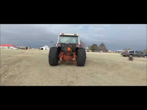 International 1086 tractor for sale | no-reserve Internet auction February 22, 2017