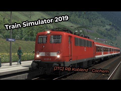 [JTG] RB Koblenz - Cochem  -- Livestream 07/04/2019