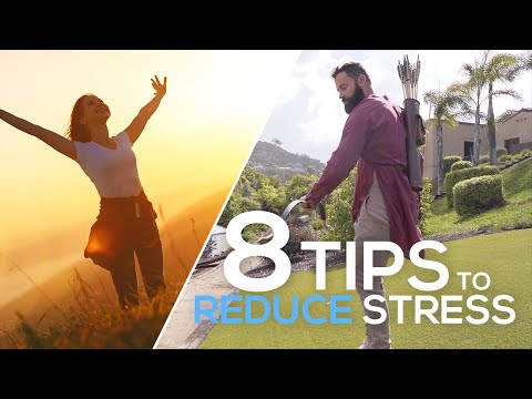 How To Reduce Stress: 8 Simple Tips