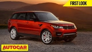 Range Rover Sport | First Drive Review
