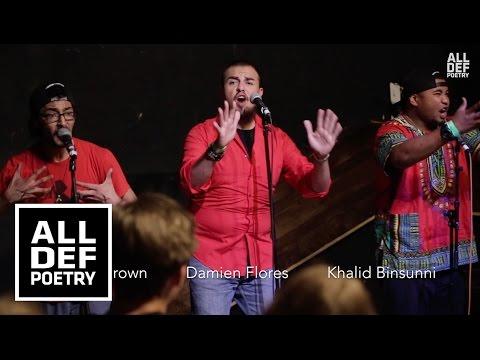 Damien Flores, Khalid Binsunni, Matthew Brown -