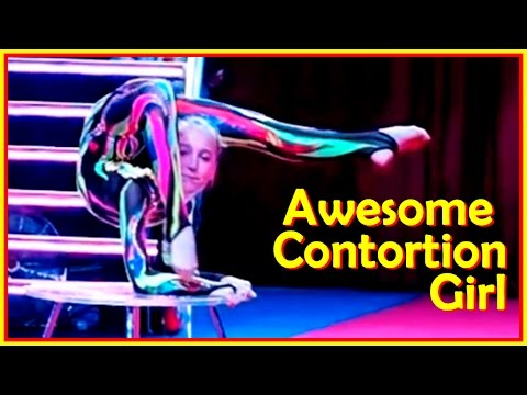 The Art Of Contortion As Girls Next Door Do It