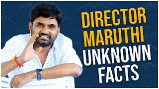 Director Maruthi Unknown Facts | #MaruthiBiography | Producer Prasanna Kumar | TFPC - TFPC