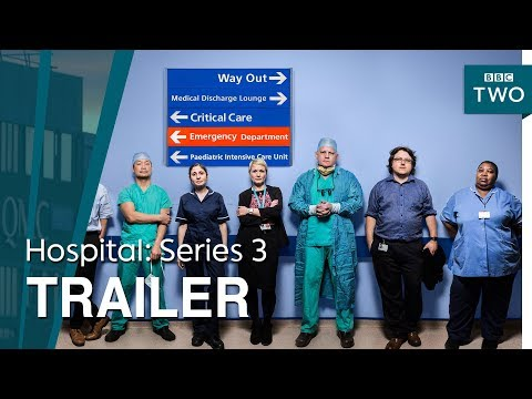 connectYoutube - Hospital: Series 3 | Trailer - BBC Two