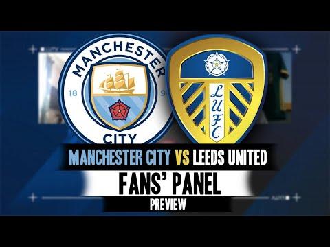 """I always back us to win, 2-1, Bamford on the scoresheet""   Man City v Leeds United Fans' Preview"