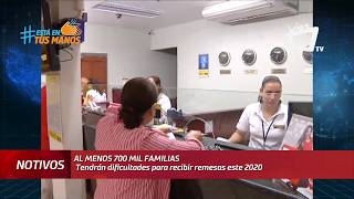 Pronostican una caída del 10% de las remesas que recibe Nicaragua