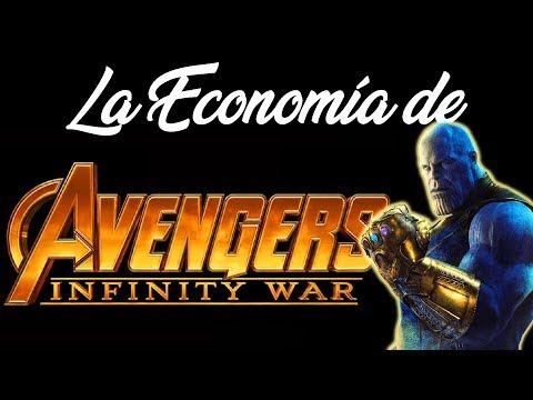 ¿Qué pasaría si desapareciese la mitad de la población? | La economía de Vengadores: Infinity War