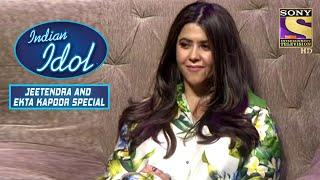 Danish का यह Rendition Enjoy किया Ekta नें   Indian Idol Season 12   Bollywood Mix Performances - SETINDIA