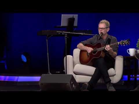 "Steven Curtis Chapman sings ""Hallelujah, You Are Good"" at Saddleback Church"