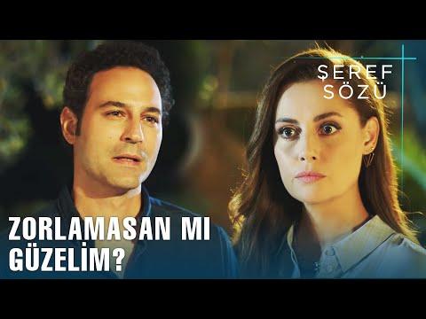 Metin, Cavidan'dan Boşanmak İstedi! | Şeref Sözü 4. Bölüm