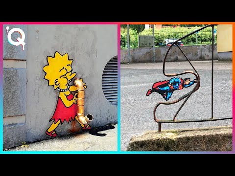 Street Art That Is At Another Level ▶ 2