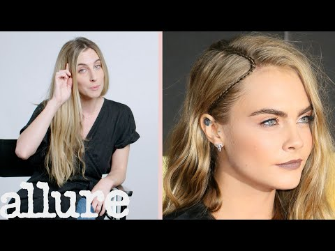 Cara Delevingne's Hairstylist Breaks Down Her Best Looks | Pretty Detailed | Allure
