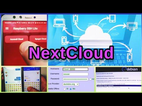 Come installare NextCloud l'alternativa fai da te ai servizi Google di archiviazione, chat, ecc...