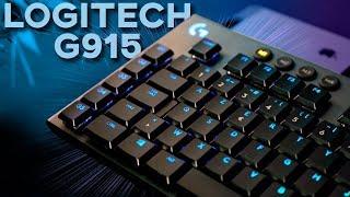 Vidéo-Test Logitech G915 par GamerTech