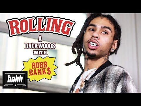 How to Roll a Backwoods with Robb Bank$ & Friends (HNHH)